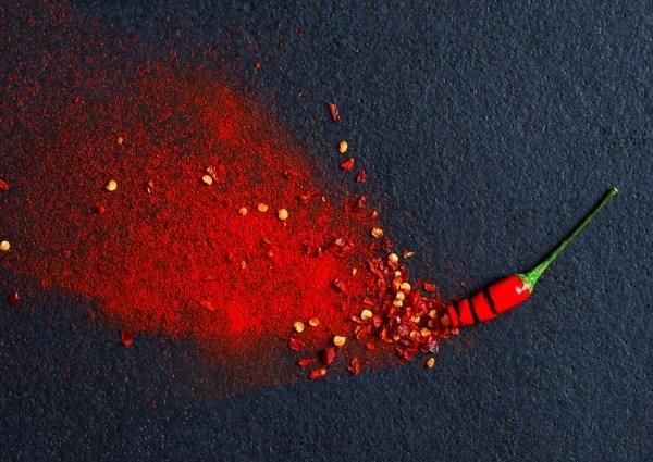 pimentBrûleurs de graisse extra forts naturels : piment