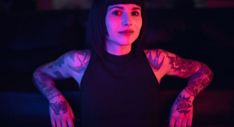 Faux tatouages pour femme