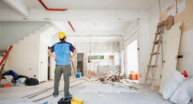 Rénovation d'une maison de 120m2