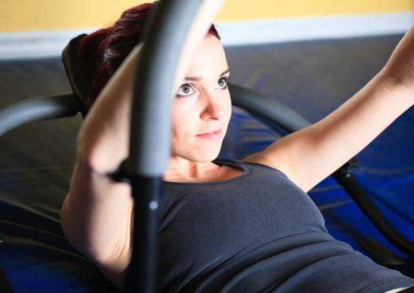 ventre plat après accouchement abdo sport