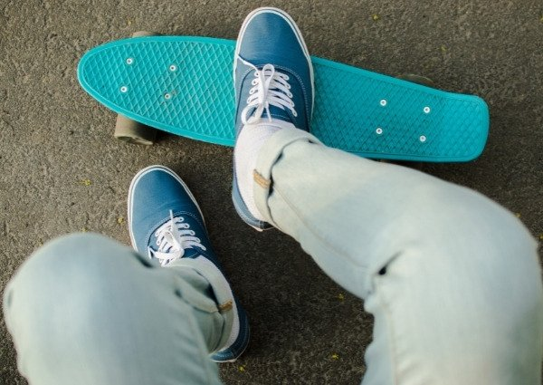 chaussures skate