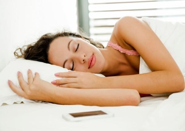 ventre plat après accouchement avec sommeil