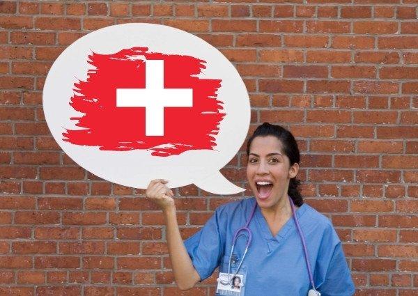 salaire infirmière en suisse
