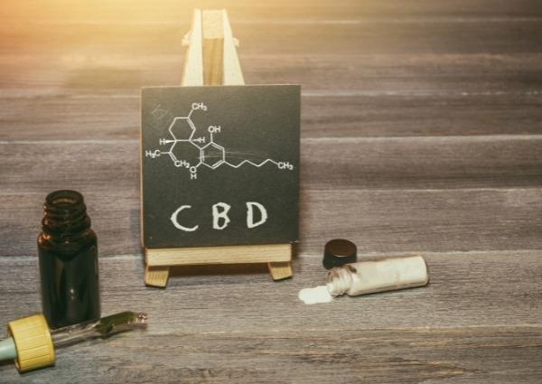 effets des cristaux de CBD
